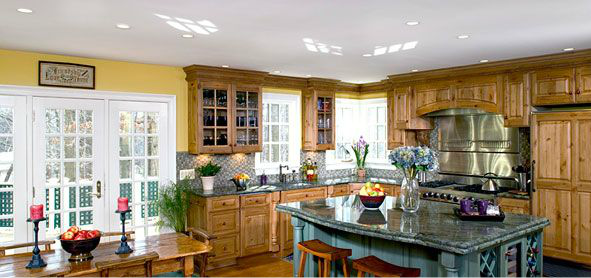 kitchen interior renovations
