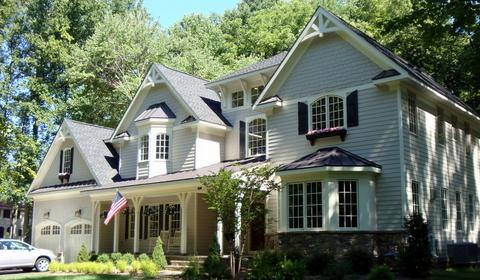 Northern VA custom homebuilders