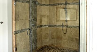 Shower Stall Tiling