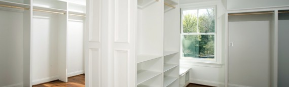 Custom Shelving & Storage Units