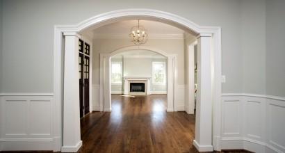 Main-Floor Indoor Archway